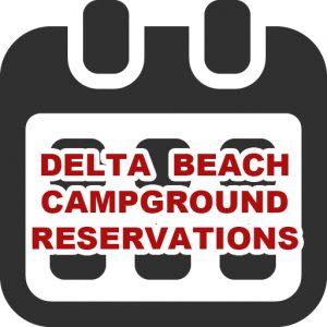 delta beach reservations button